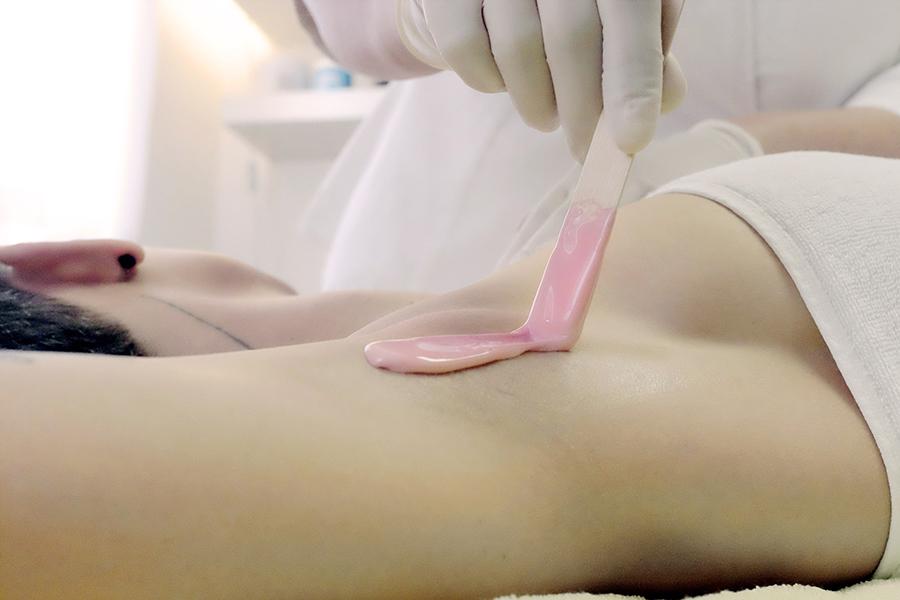 početna depilacija